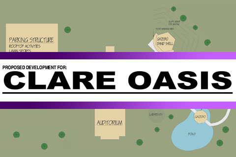 Clare Oasis Proposed Construction